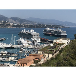 6 hours private shore excursions from Antibes, Cannes, Monaco, Monte-Carlo, Nice ou Villefranche ports