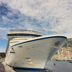 8 hours private shore excursion from port of Antibes, Cannes, Monaco, Monte-Carlo, Nice or Villefranche