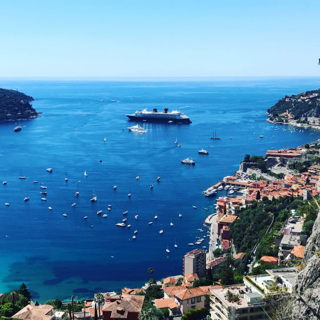 7 hours shore excursions from port of Antibes, Cannes, Monaco, Nice or Villefranche